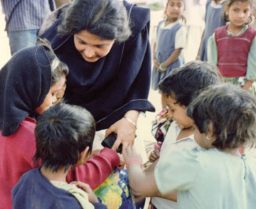 geeta and children new